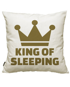 fundas cojines king of sleeping, talla 50 x 50