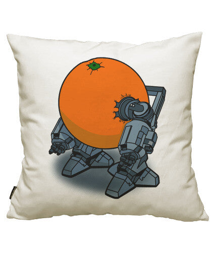 fundas cojines mecha-orange., talla 50 x 50