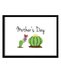 cuadros mother's day, talla 40 x 30