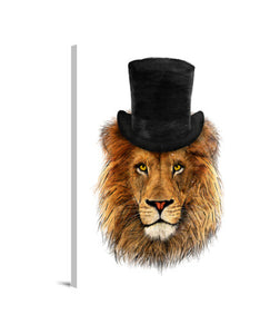 lienzos mr lion, talla 30 x 40