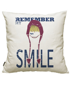 fundas cojines one piece - remember my smile, talla 50 x 50