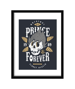 cuadros prince forever, talla 30 x 40