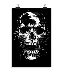 posters scream, talla 20 x 30