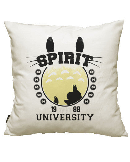 fundas cojines spirit university, talla 50 x 50