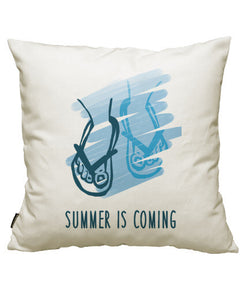 fundas cojines summer is coming, talla 50 x 50