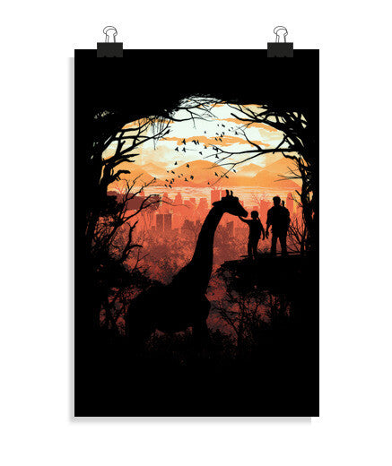 posters the last of us, talla 20 x 30