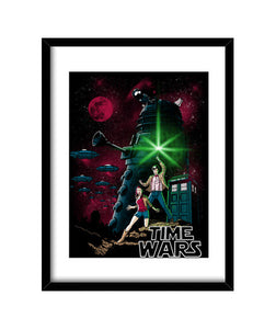 cuadros time wars, talla 30 x 40