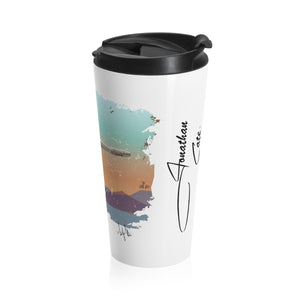 Ballerinas Stainless Steel Travel Mug
