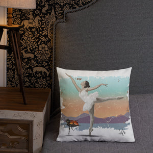 Ballerina Pillow