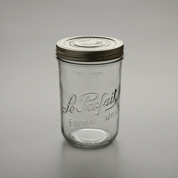 1L Screw Lid Preserving Jar