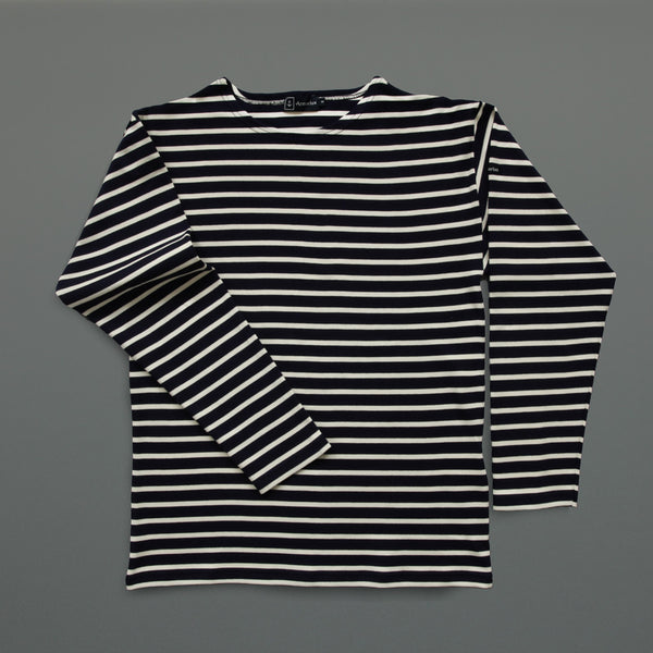 Breton Shirt - Navy/Cream