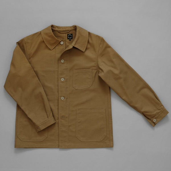 Work Jacket Brown