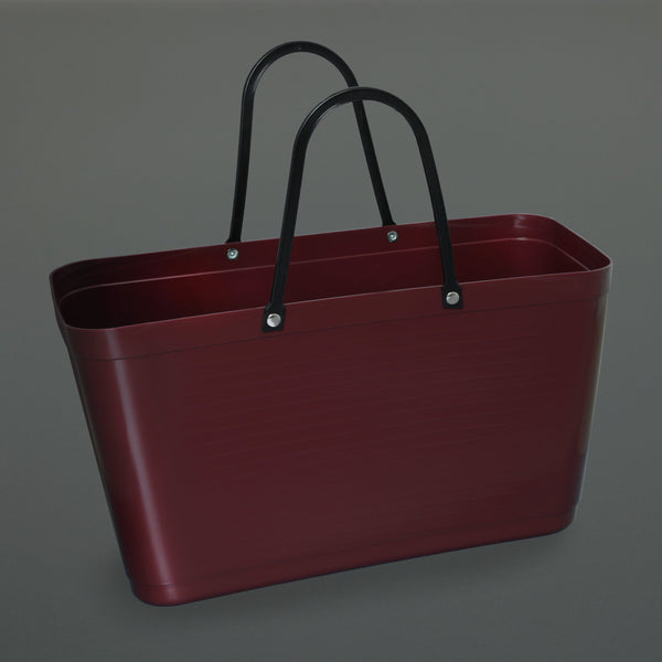 Bucket Bag Maroon