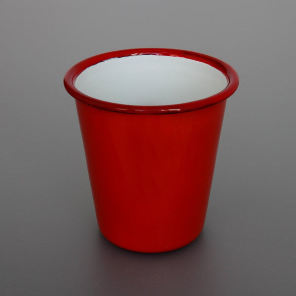 Enamel Tumbler Red