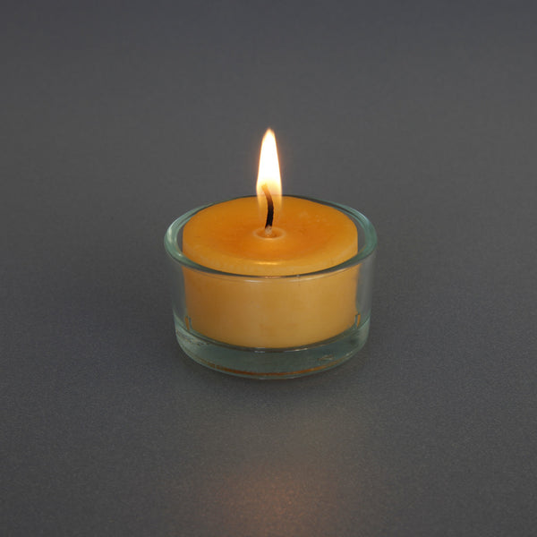Beeswax Tea Light