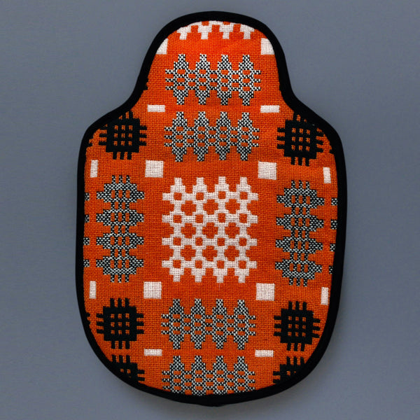 Welsh Tapestry Hot Water Bottle Cover