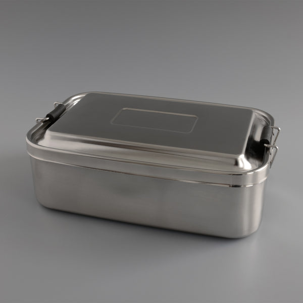 Steel Lunchbox Large