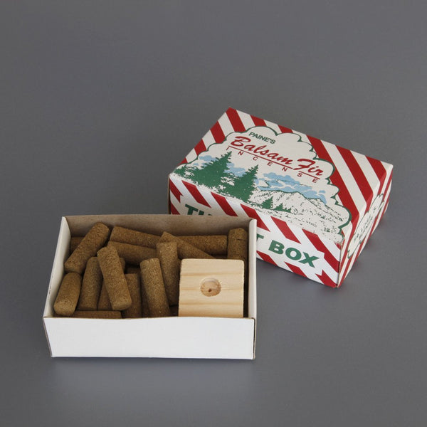 Balsam Fir Incense Logs