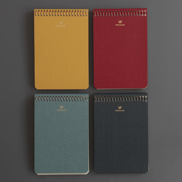 Clothbound Notebook