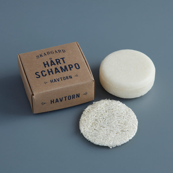 Swedish Solid Shampoo