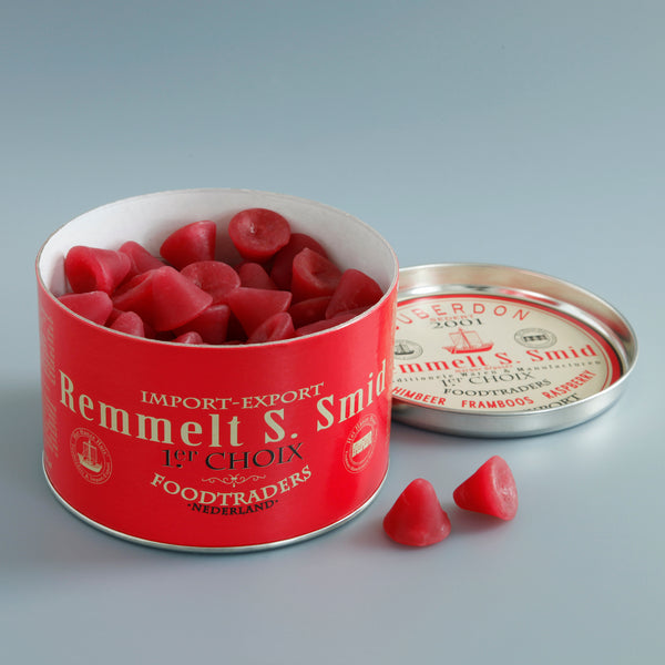 Raspberry Jelly Sweets