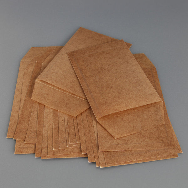 Waxed Paper Envelopes