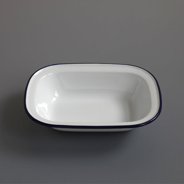 Enamel Pie Dish Medium
