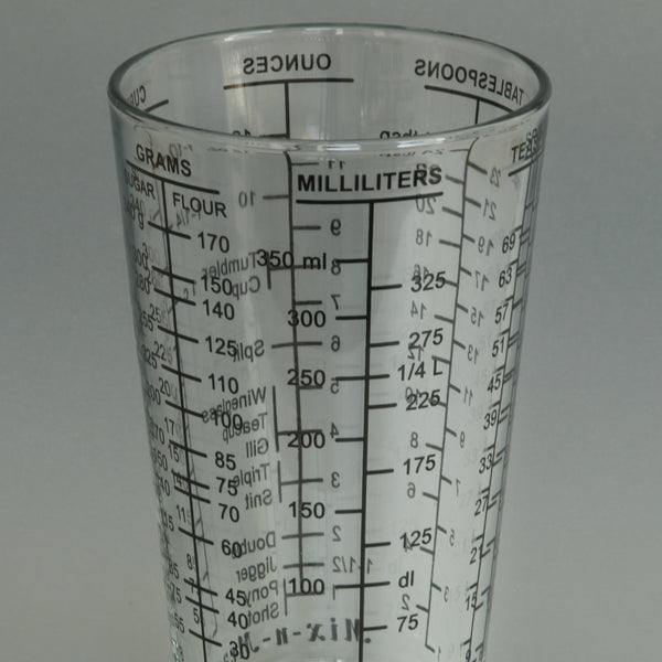 Glass Measure