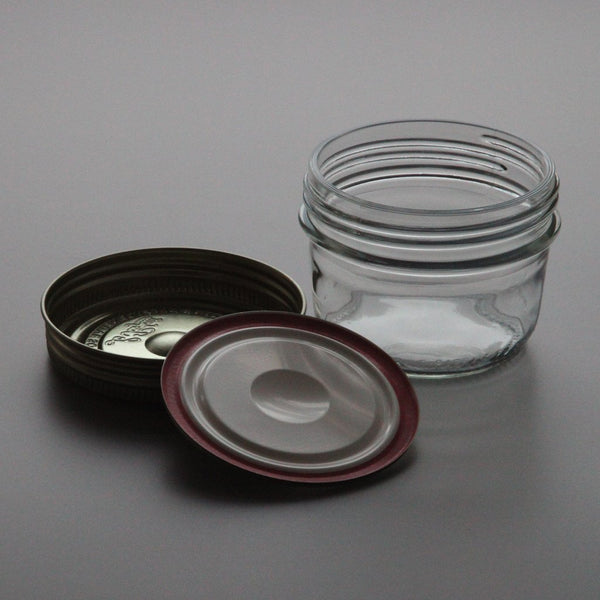 200g Screw Lid Preserving Jar
