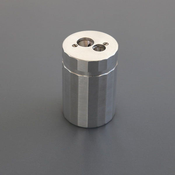 Aluminium Pencil Sharpener