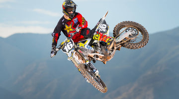 Motocross champion Zach Osborne prepares to face new challenges in the New Year