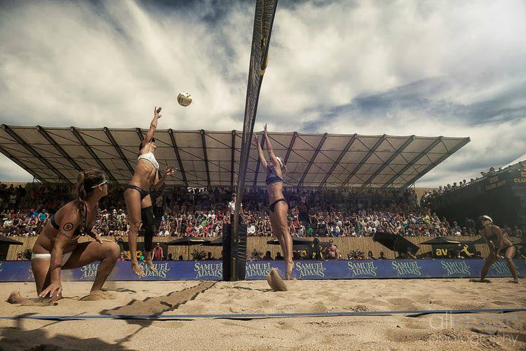 Interview with 2016 Beach Volleyball Olympian, Lauren Fendrick