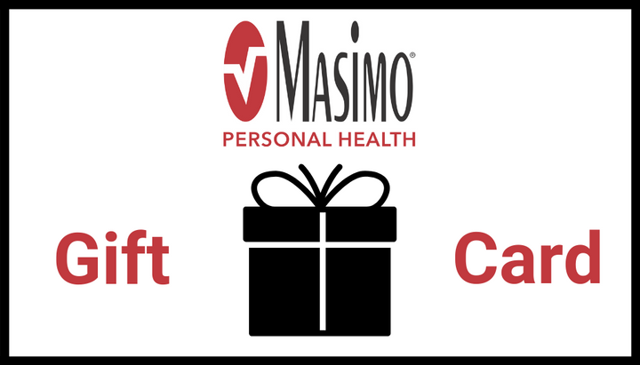 Masimo Personal Health Digital Gift Card