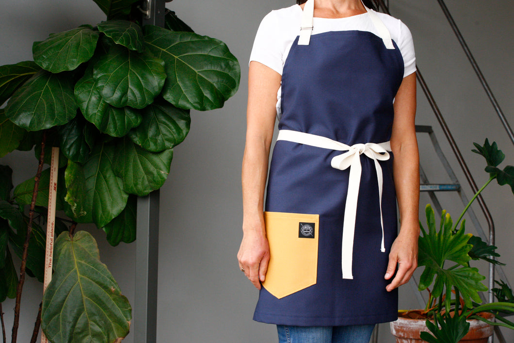Home Chef Apron: Navy