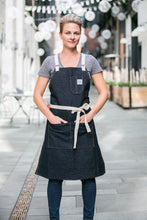 Load image into Gallery viewer, Indigo Denim Apron