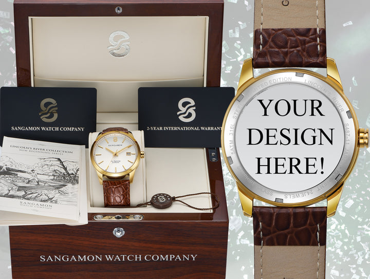 Sangamon Announces Customized Corporate Gifts Program