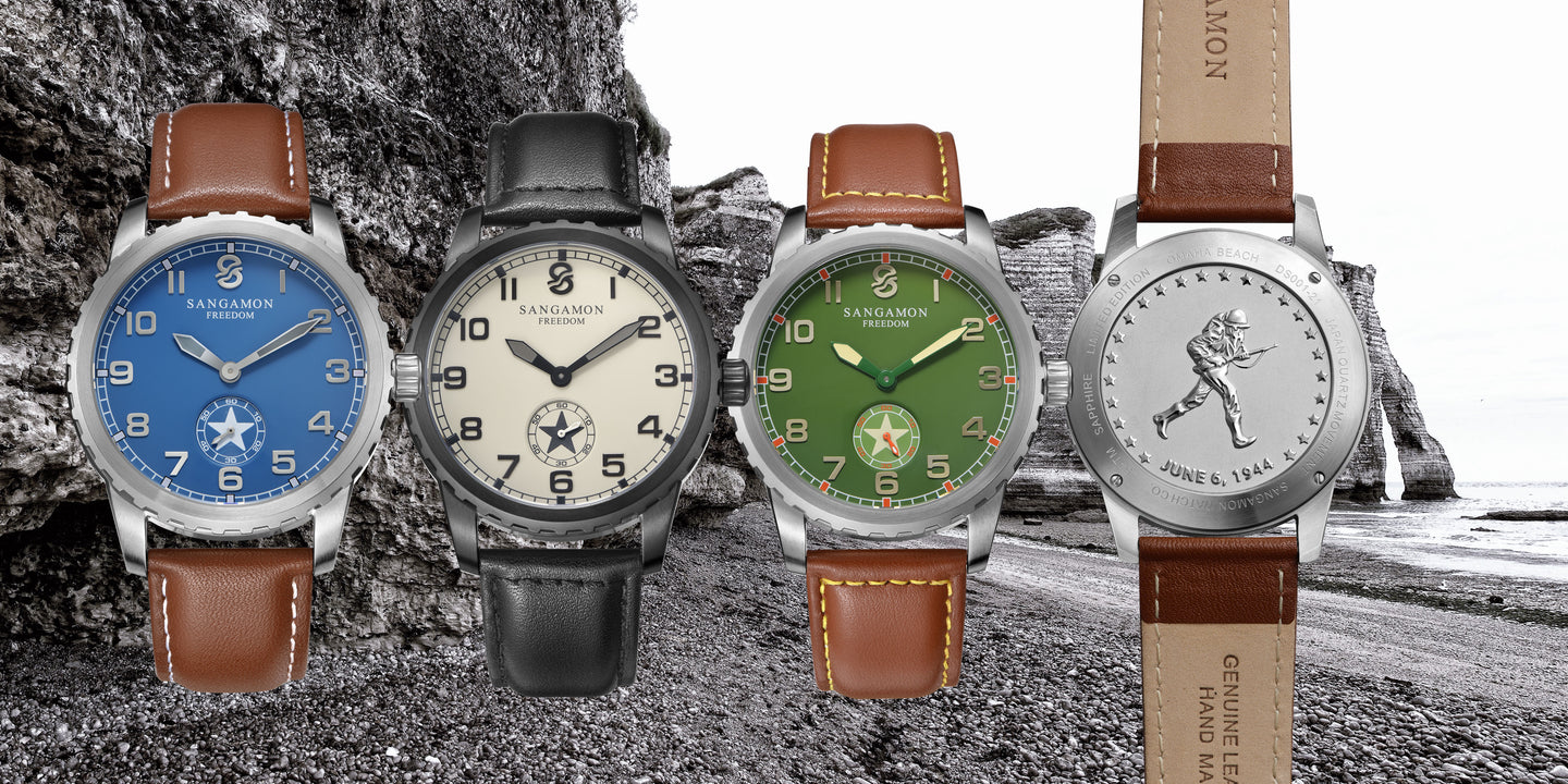 D-Day Watches For Sale