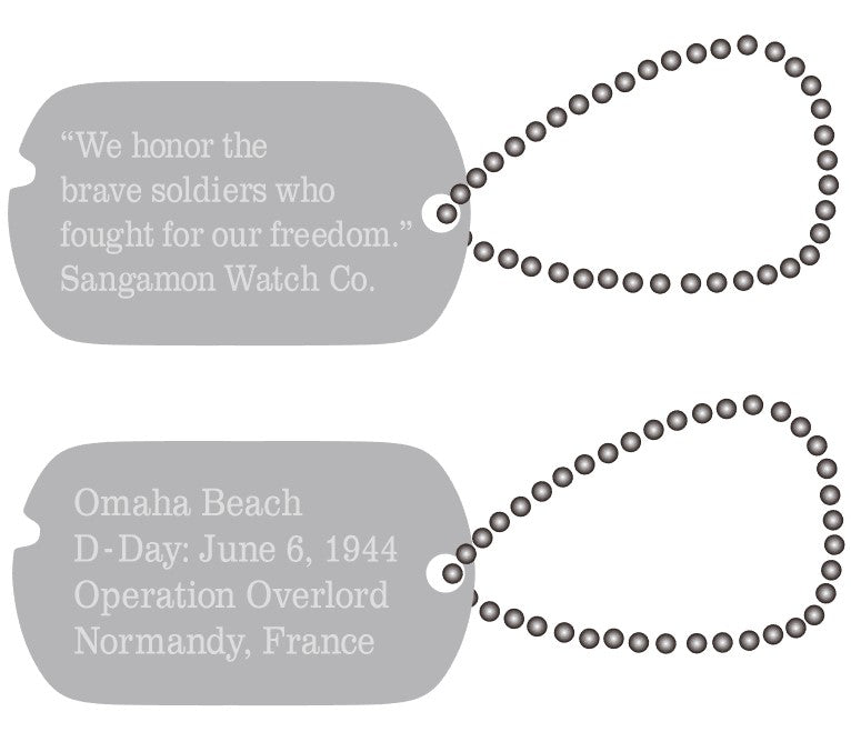 Omaha Beach - White/Black