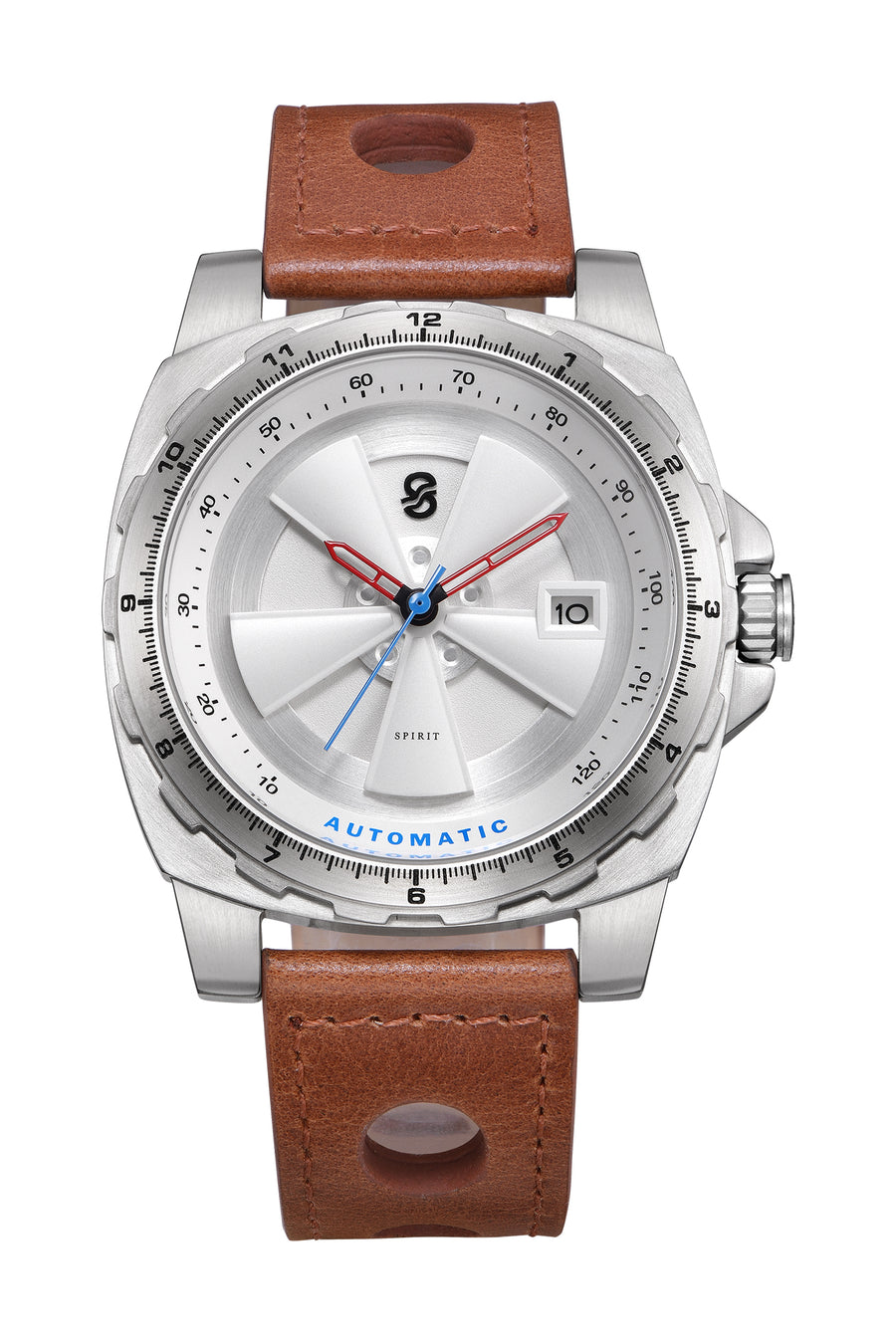 White Dial Route 66 Watch
