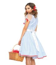 Kansas Sweetie Classic Wizard of Oz Dorothy Fancy Dress Costume - Costumes & Lingerie Australia