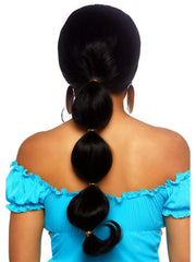 Princess Jasmine Braided Cosplay Wig