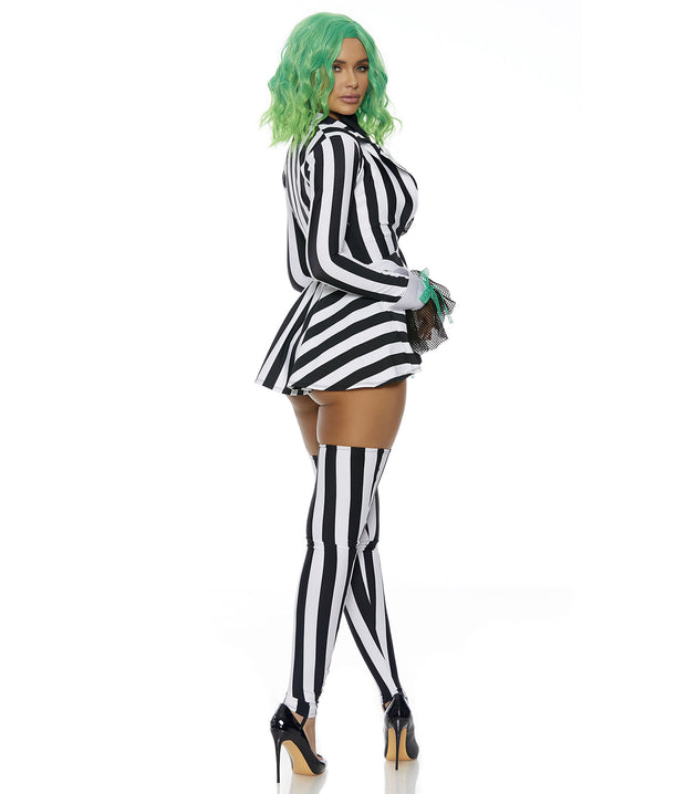 Buy Womens Sexy Got The Juice Beetlejuice Costume Shop Fortune Costumes Lingerie