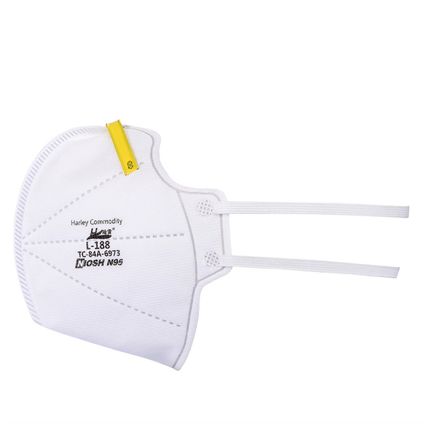 L188-N95 NIOSH CERTIFIED Respirator Face Mask
