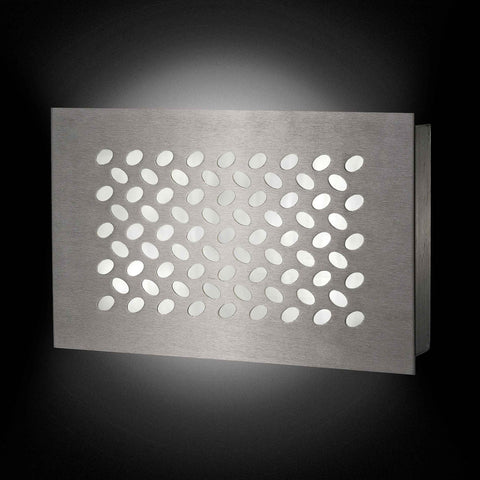 Basketweave Wall Sconce