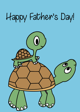 All Father's Day Card