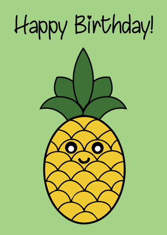 Vegan Pineapple