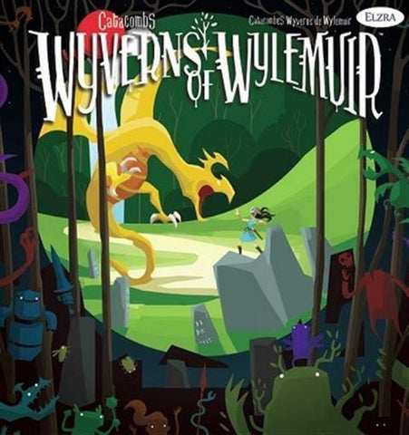 Catacombs: Wyverns of Wylemuir