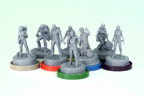 Sub Terra: Miniatures - Core