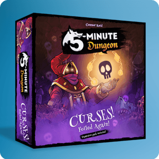 5-Minute Dungeon: Big Box