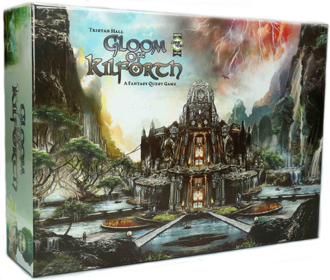 Gloom of Kilforth: A Fantasy Quest Game